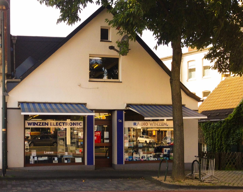 Radio Winzen ltd Leverkusen