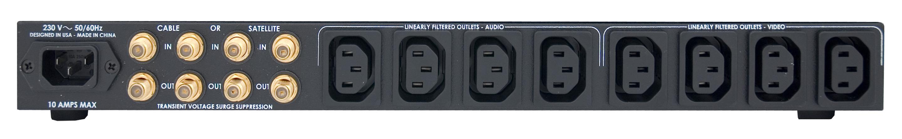 Kabel-Tuning-Netzfilter | RADIO WINZEN - Ingenieur und Meisterbetrieb